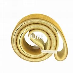 Heat Resistant Pbo Endless Felt Belt