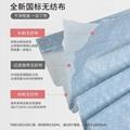 廠家現貨一次性水刺布口罩印花三層 3