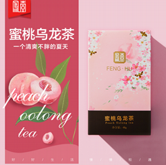 Peach Oolong Tea Bag Tea Fruit Tea