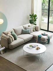 art simple modern light luxury sofa