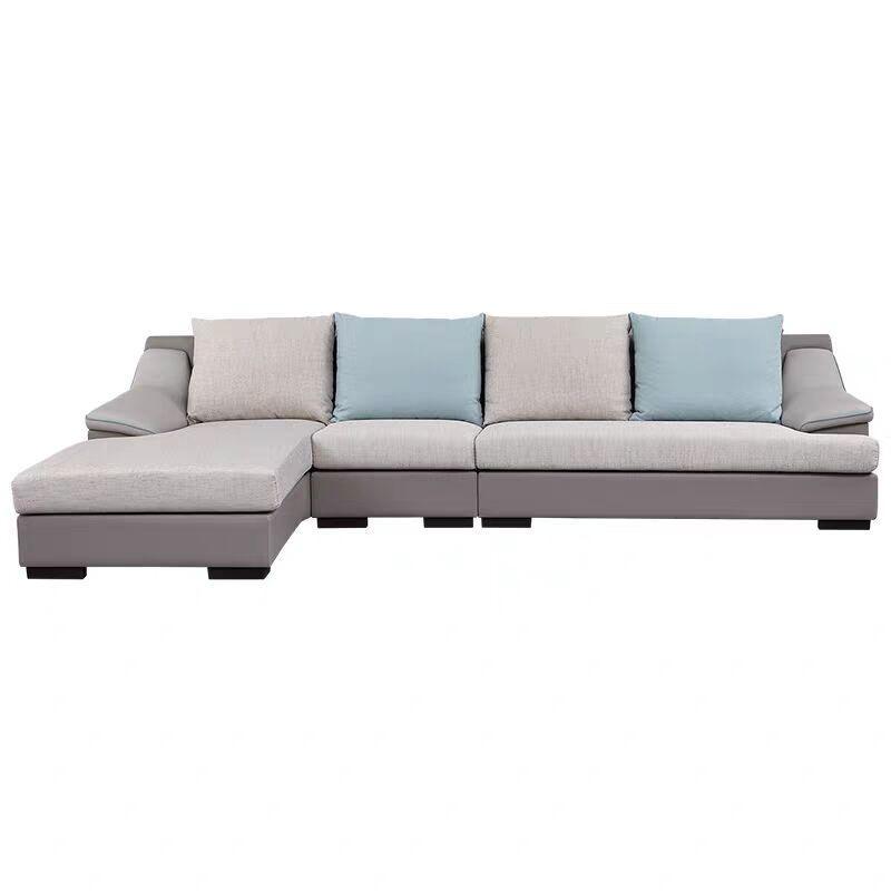 Household leather cloth sofa 3