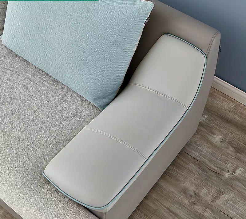 Household leather cloth sofa 4