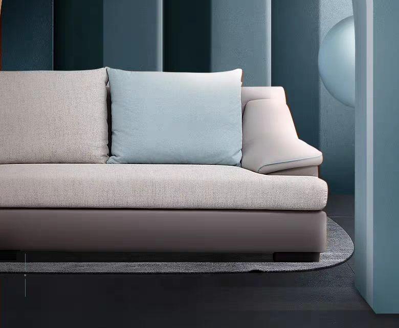 Household leather cloth sofa 5