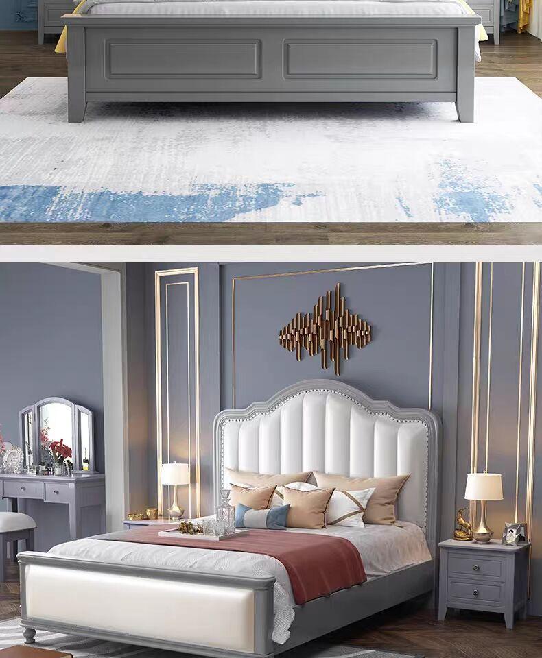 modern simple storage bed 6