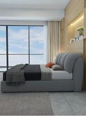 web celebrity soft package bed