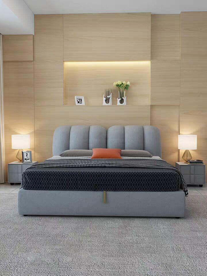 web celebrity soft package bed 2