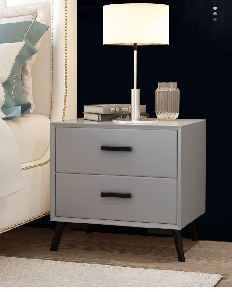 simple modern bedside table 1
