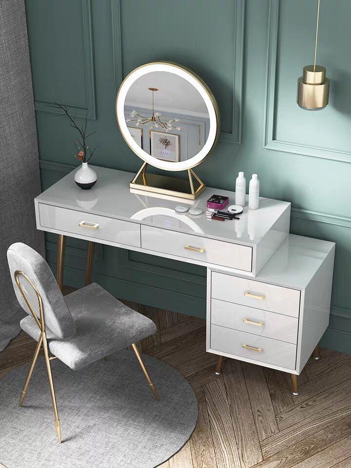 light luxury dressing table 2