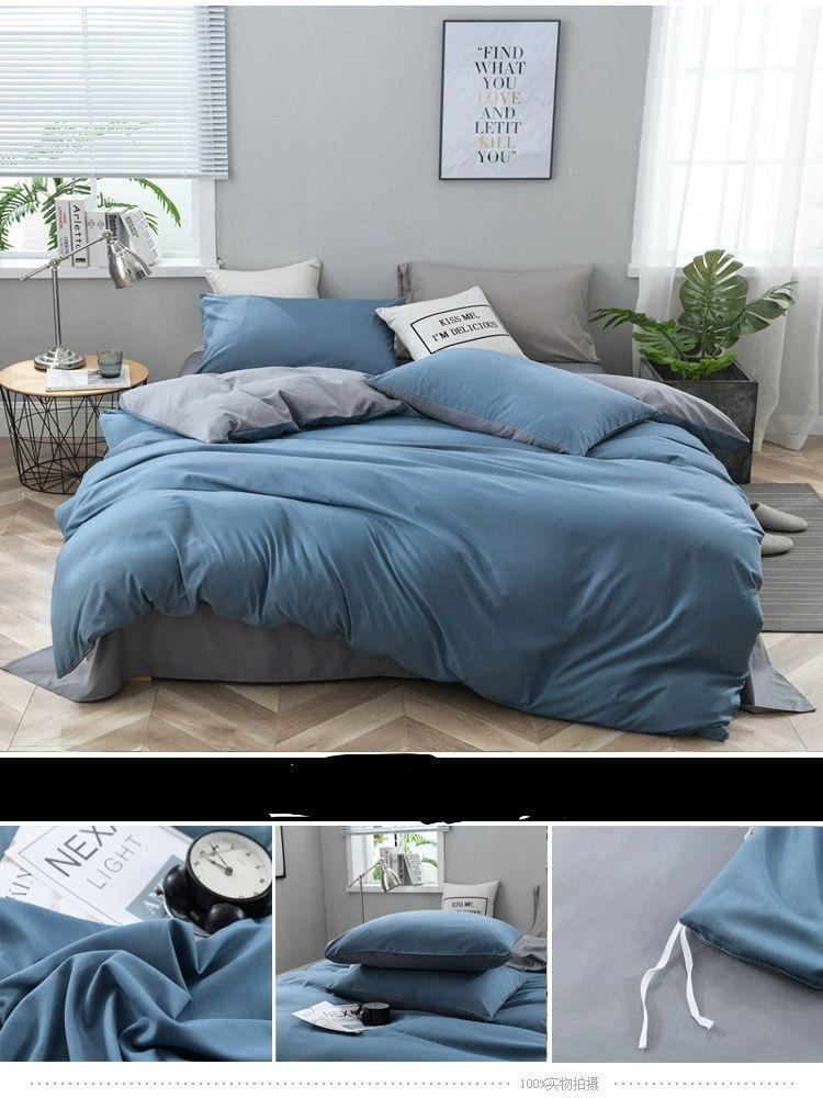 a four-piece cotton bedding set 3