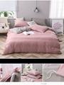 a four-piece cotton bedding set 4