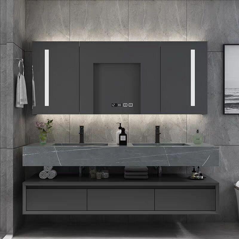 Modern light luxury washstand 1