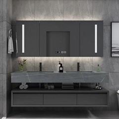 Modern light luxury washstand