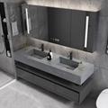 Modern light luxury washstand 2