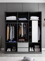 Economical assembled storage wardrobe 2