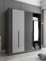 Economical assembled storage wardrobe 3