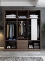 Economical assembled storage wardrobe 5