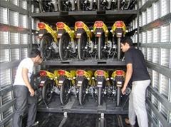 ST系列快速裝卸機械滑動軌道
