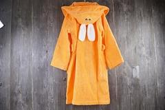 High Quality Fashion Kids Children Hooded 100% Cotton Bathrobe