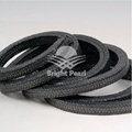 Carbon Fiber Packing with Graphite