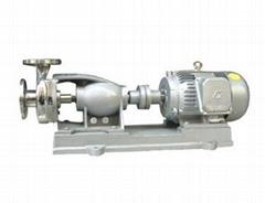 廣州羊城水泵廠自產自銷50FB-10-SG粗顆粒耐腐蝕離心泵防爆水泵