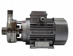 廣州羊城水泵25F-8/304不鏽鋼水泵加藥泵家用水泵小型泵直聯小泵