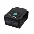 FM430嵌入式二维码扫描模块 固定式条码扫描器  1