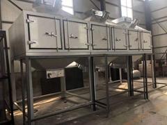 厂家定制催化燃烧废气处理设备