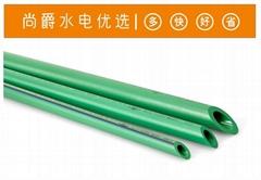 昆明水電材料批發進口水管