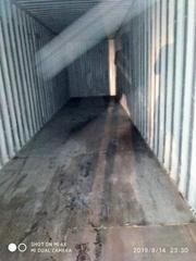 二手集裝箱二手貨櫃舊集裝箱循環利用運輸