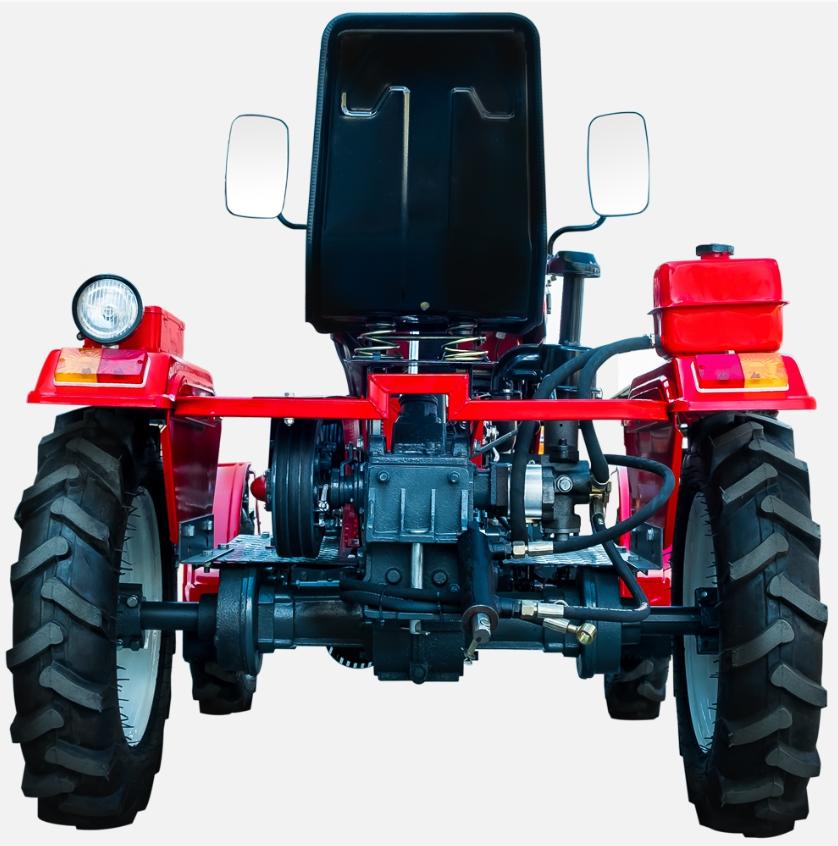 18HP Moto Tractor 3