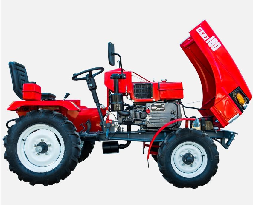 18HP Moto Tractor 4