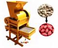 Peanut hulling machine 1