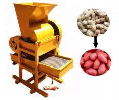 Peanut hulling machine (Hot Product - 1*)