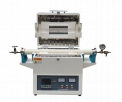 CHY-T1780A Laboratory 1700 Degree Vacuum Tube Furnace  CHENGYI tube furnace