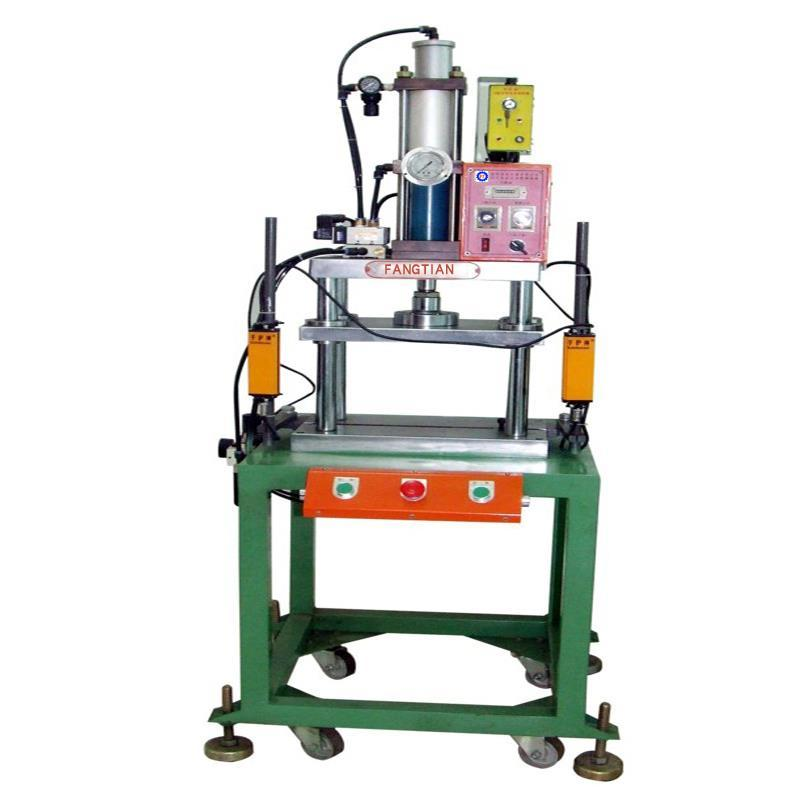 方天牌FT101-3-30T四柱三板气液增压缸台式压力机 小型气液增压机 4