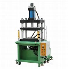 汽車配件壓裝油壓機 鋁鎂制品切邊液壓機
