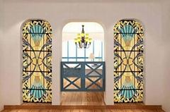彩繪教堂玻璃定製