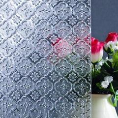 壓花玻璃製作定製