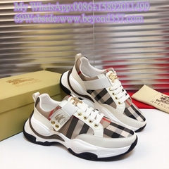 wholesale Burberry casual shoes BURBERRY sneakers best quality best prcie