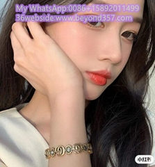 Wholesale 2021 latest Jewelry best quality earring necklace ring bracelet