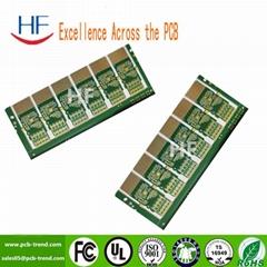 Shenzhen PCB Board Manufacturer Gold Finger Multilayer PCB Board