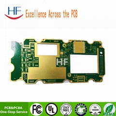 Enig Printed Circuit Board Electronic Circuit High Frequency PCB
