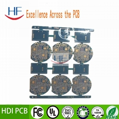 Multilayer High Quality HDI PCB Board with Blind Hole