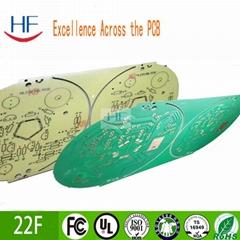 Integrated Circuit Printed Circuit Board Shenzhen Hf PCBA Manufacturer