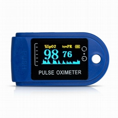 FDA CE Fingertip Pulse Oximeter Digital SPO2 PR Monitor Software CMS50D (Hot Product - 1*)