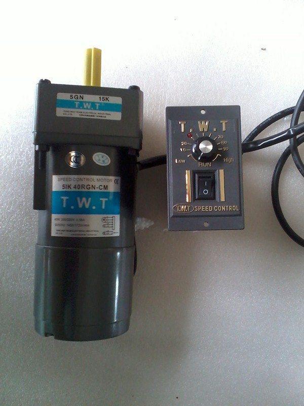 TWT東煒庭電機 直線剎車馬達 絲杆減速電機 4
