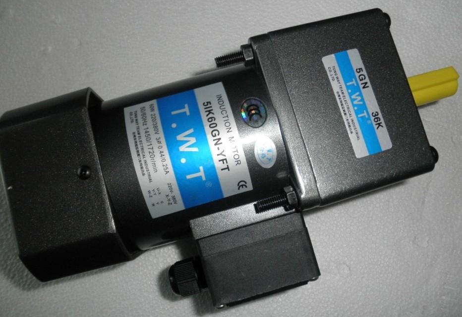 TWT東煒庭電機防爆電機 2