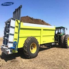 Hot Selling muck Manure Spreader Atv Used In Modern Agriculture  fertilizer For
