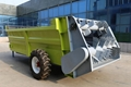 Hot Selling muck Manure Spreader Atv Used In Modern Agriculture  fertilizer For 3