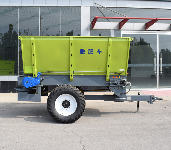 Hot Selling muck Manure Spreader Atv Used In Modern Agriculture  fertilizer For 4